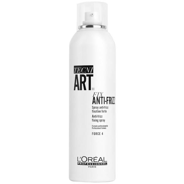 Loreal Tecni.Art Fix Anti-Frizz Haarspray 250ml