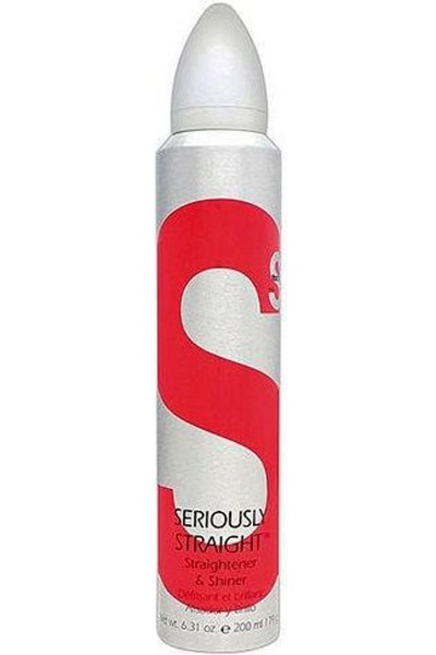TIGI S-Factor Seriously Straight Straightener & Shiner 200 ml