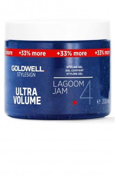Goldwell Stylesign Ultra Volume Lagoom Jam Styling Gel 200 ml