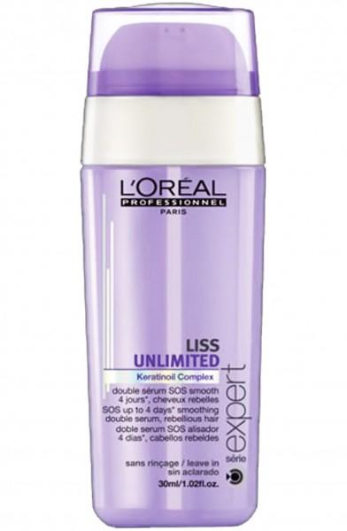 L'Oréal Professionnel Serie Expert Liss Unlimited Double Serum SOS 30 ml
