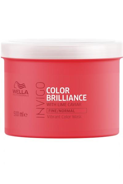 Wella Invigo Color Brilliance Masque (cheveux fins à normaux)