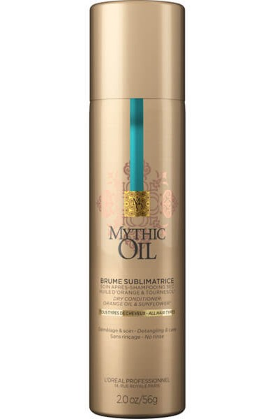 L'Oréal Professionnel Mythic Oil Brume Sublimatrice Conditionneur à sec