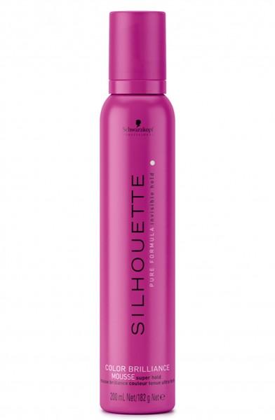Schwarzkopf Professional Silhouette Color Brilliance Super Hold Mousse 200ml