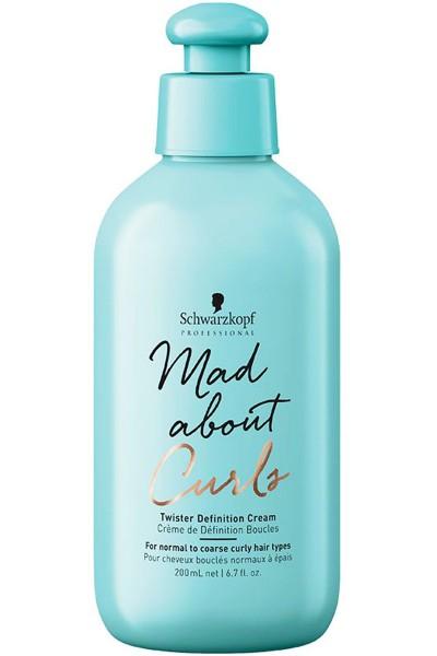 Schwarzkopf Professional Mad About Curls Twister Definition Cream 200ml