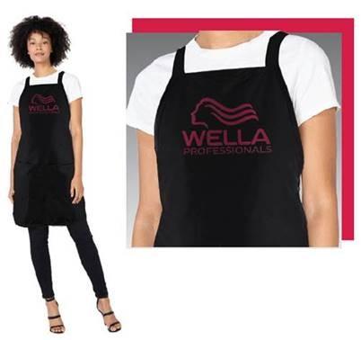 Wella Dyeing Apron