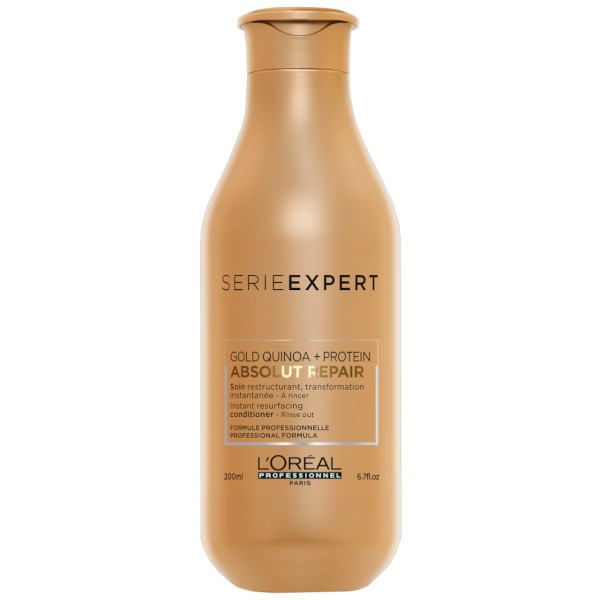 L'Oréal Professionnel Serie Expert Absolute Repair Gold Quinoa Protein Conditioner