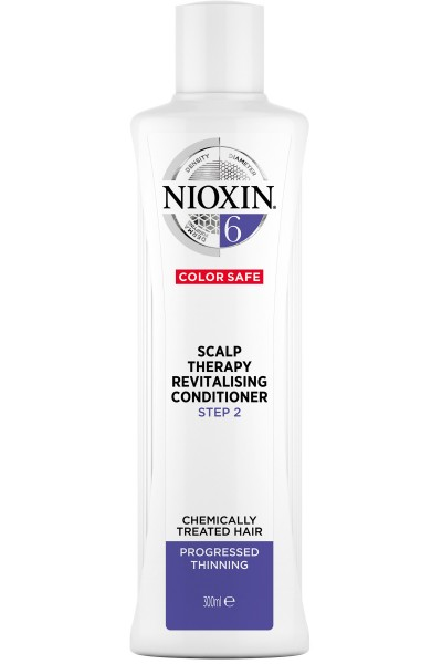 Wella Nioxin System 6 Conditioner 300 ml