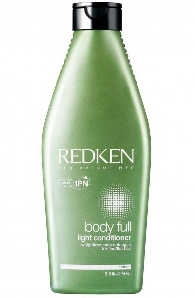 Redken Body Full Light Conditionneur démêlant pour cheveux fins/plats