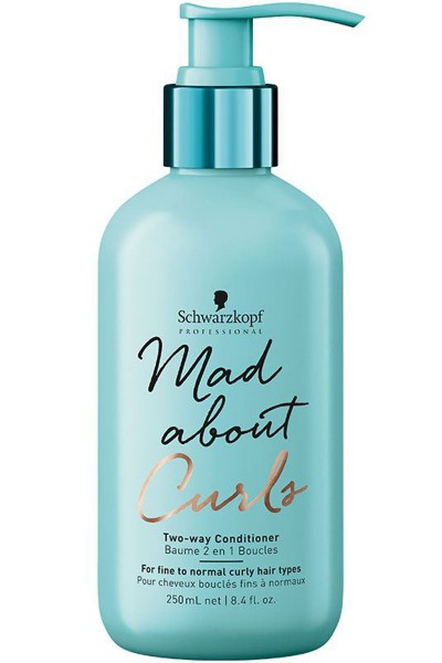 Schwarzkopf Professional Mad About Curls Two Way Conditioner
