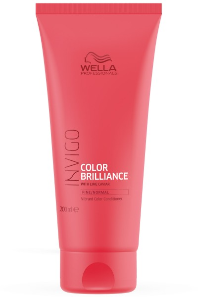 Wella Invigo Color Brilliance Conditioner (Fine bis Normales Haar)