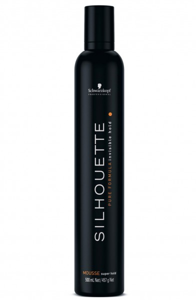 Schwarzkopf Silhouette professionale Super Hold Mousse