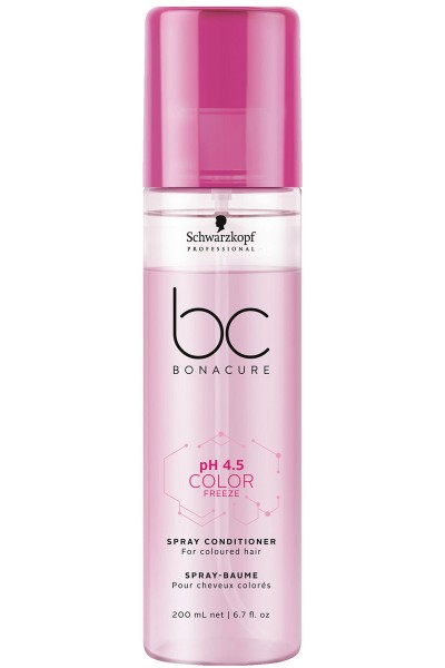 Schwarzkopf Professional BC pH 4.5 Color Freeze Spray Conditioner 200ml