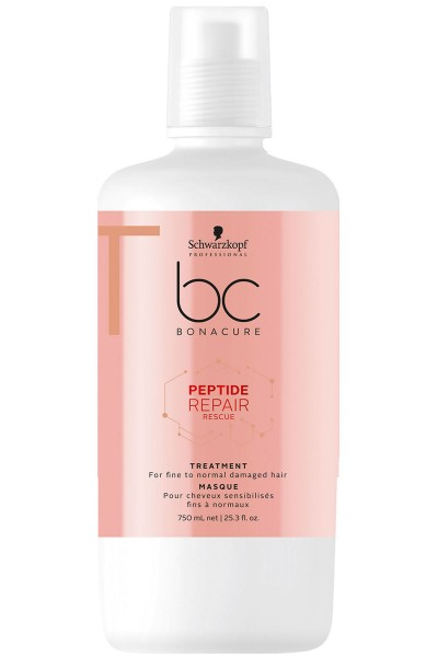 Schwarzkopf Professional BC Peptide Repair Rescue Treatment