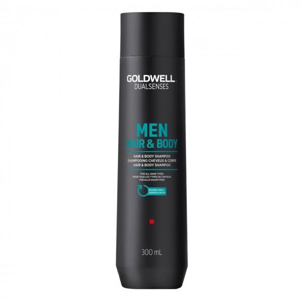 Goldwell Dualsenses Men Hair & Body Shampoo 300 ml