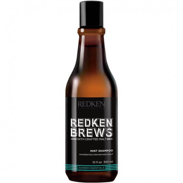 Redken Brews Mint Invigorate Shampoo 300ml