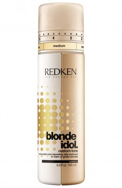 Redken Blonde Idol Custom Tone Gold