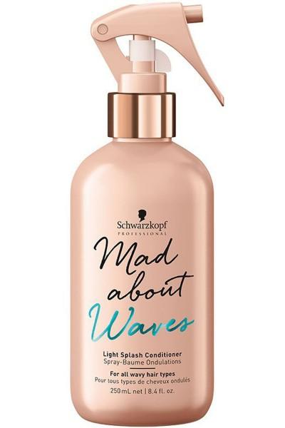 Schwarzkopf Professional Mad About Waves Light Splash Conditioner 250 ml