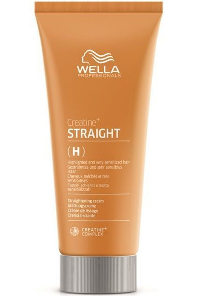 Wella Creatine+ Straight Crema lisciante