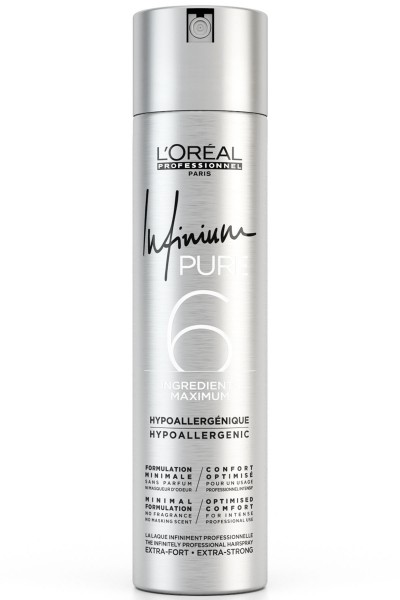 L'Oréal Professionnel Infinium Pure 6 Strong Haarspray