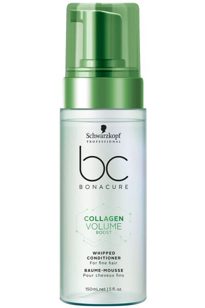 Schwarzkopf Professional BC Collagen Volume Boost Whipped Conditioner