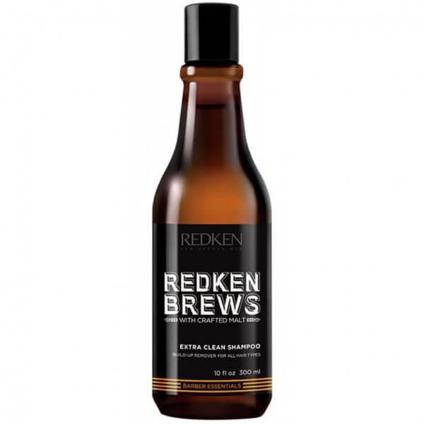 Redken Brews Extra Cleansing Shampoo 300ml
