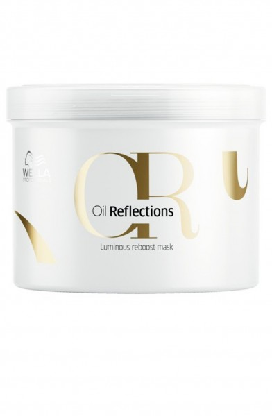 Wella Oil Reflections Mask für strahlenden Glanz 500 ml