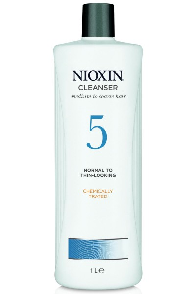 Wella Nioxin System 5 shampoo detergente