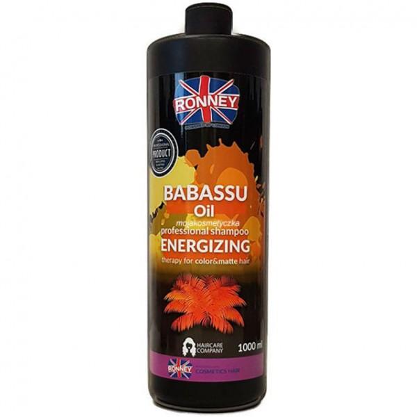 Ronney Professional Babassu Öl Energizing Shampoo 1000ml