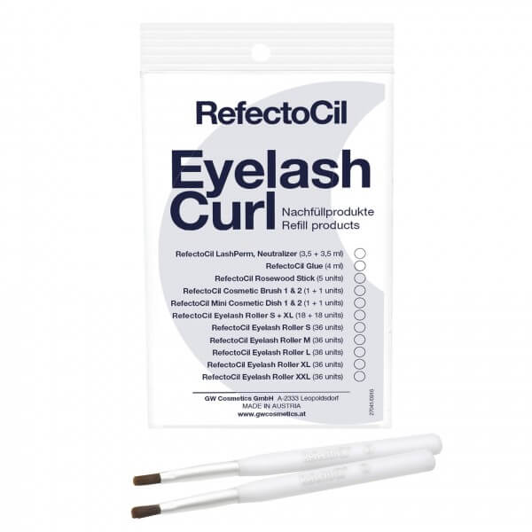 RefectoCil Cosmetic Brush 1 & 2 (Set brush 1 & brush 2)
