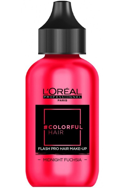Colorful Hair Flash Pro Hair Make-Up