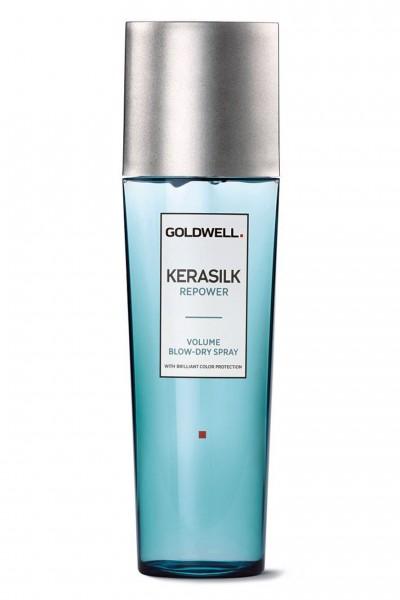 Goldwell Kerasilk Repower Volumen Föhn Spray