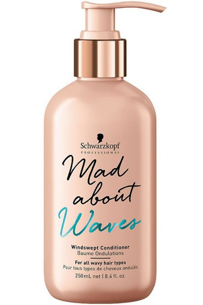 Schwarzkopf Professional Mad About Waves Balsamo a vento