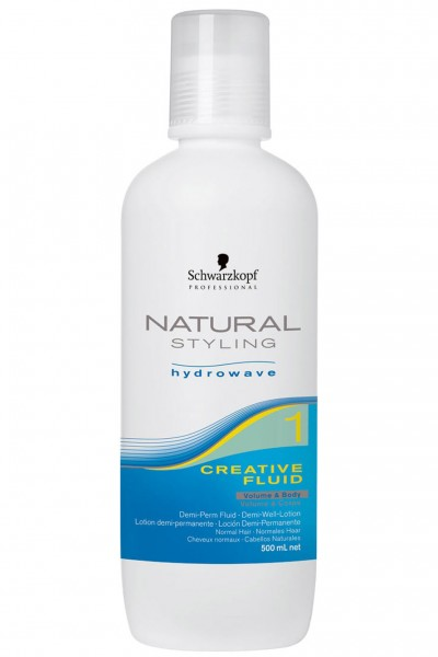 Schwarzkopf Professional Natural Styling Creative Fluid 1