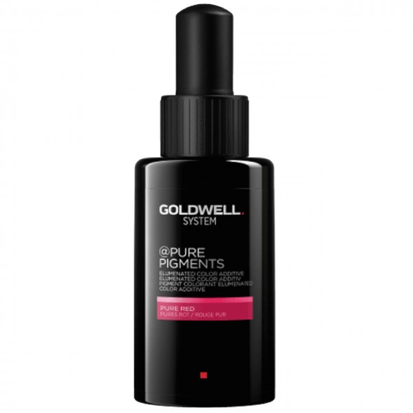 Goldwell System @ Pure Pigments Haarfarbe Red