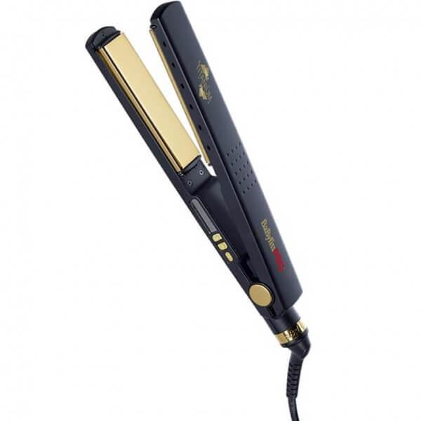 Babyliss Pro BAB3091BKTE Black Titanium Glätteisen (Haarglätter)