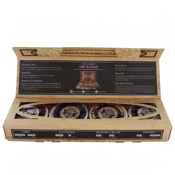 Dear Barber Mini Styling Collection Set