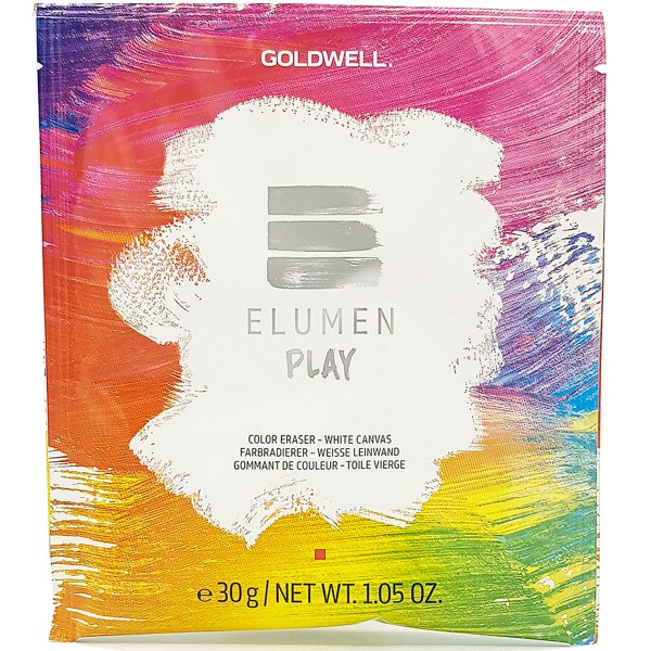 Goldwell Elumen Play Eraser Gommant de Couleur -Toile vierge