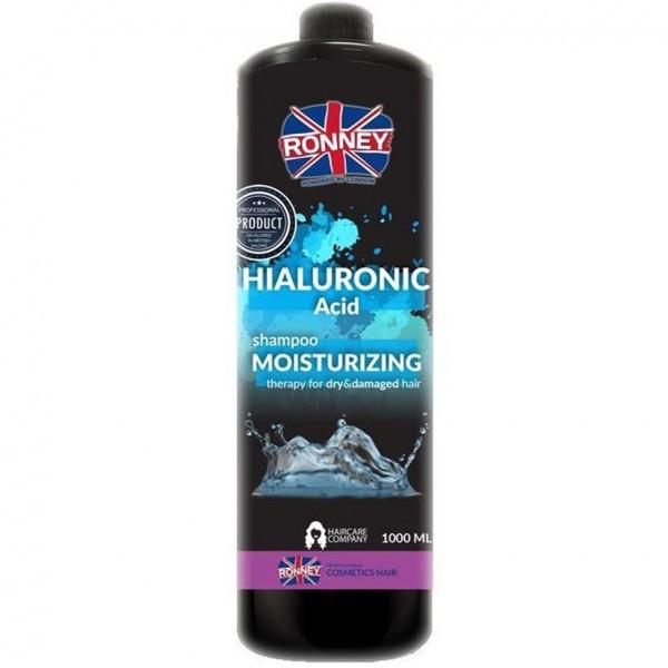 Ronney Professional Hialuronsäure Complex Feuchtigkeitsspendendes Shampoo