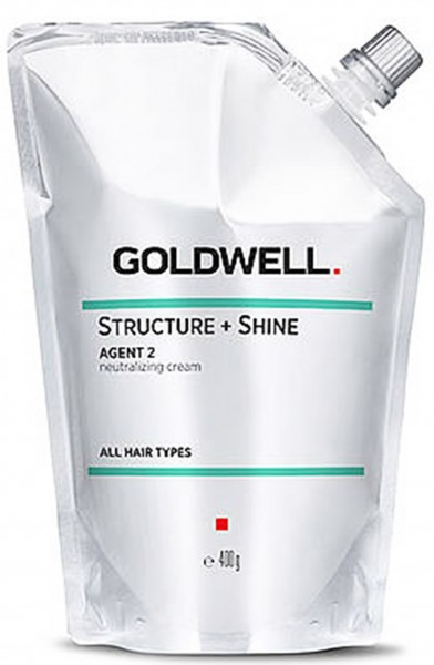 Goldwell Structure + Shine Agent 2 Neutralizing Cream