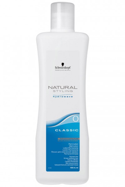 Schwarzkopf Professional Natural Styling Classic Lotion 0 1000 ml