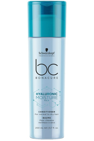 Schwarzkopf Professional BC Hyaluronic Moisture Kick Conditioner 200ml