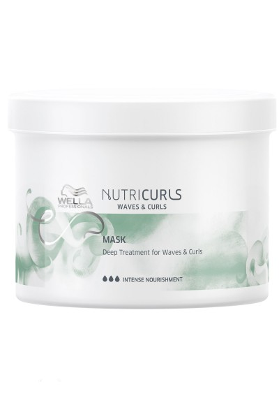 Wella Nutricurls Waves & Curls Mask