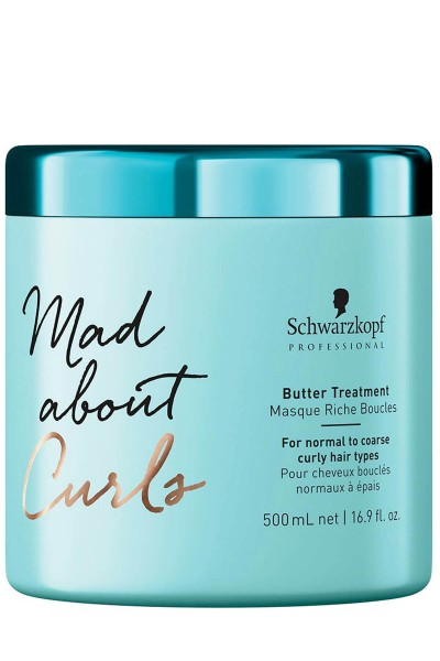 Schwarzkopf Professional Mad About Curls Butter Treatment