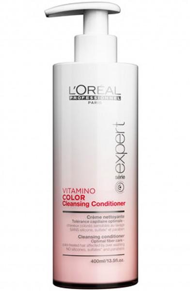 L'Oréal Professionnel Serie Expert Vitamino Color Cleansing Conditioner 400 ml