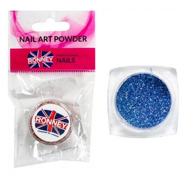 Ronney Professional Nail Art Polvere Effetto Holo