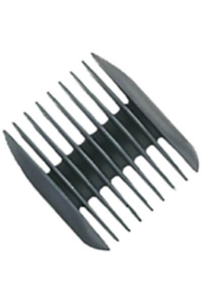 ERMILA Plastik Wende Aufsteckkamm 3 + 6 mm