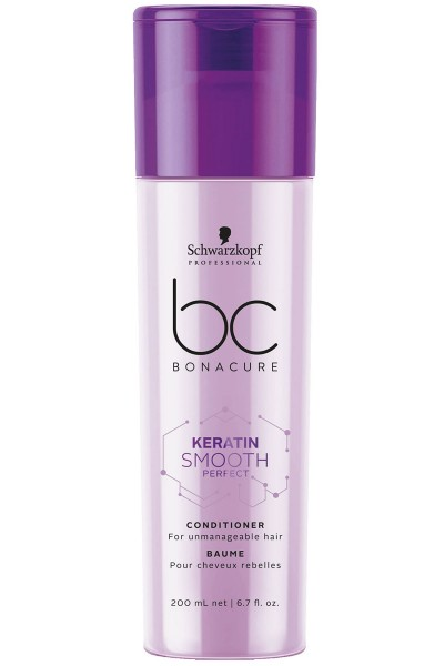 Schwarzkopf Professional BC Keratin Smooth Perfect Conditioner