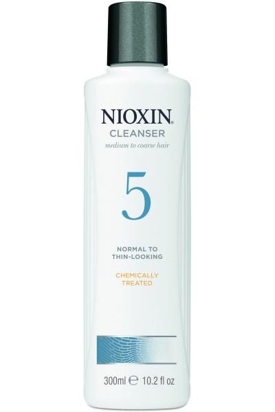 Wella Nioxin System 5 Cleanser Shampoo 300 ml