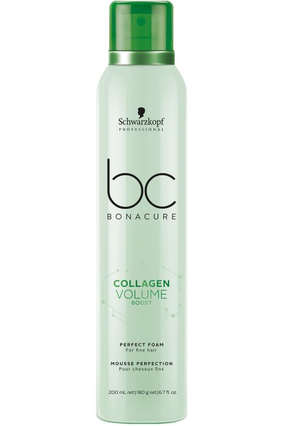Schwarzkopf Professional BC Collagen Volume Boost Perfect Foam