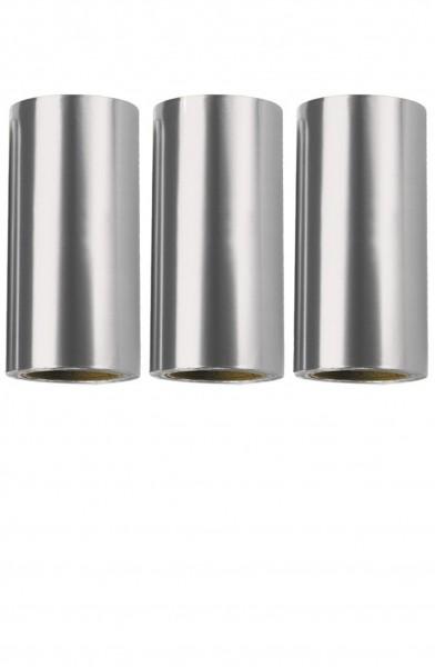 Goldwell Aluminiumfolie Silber (3 Rollen) 120 mm x 100 m